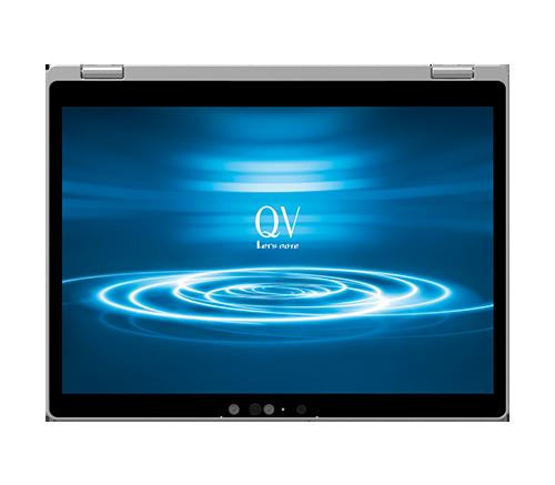 QV8シリーズの写真です。