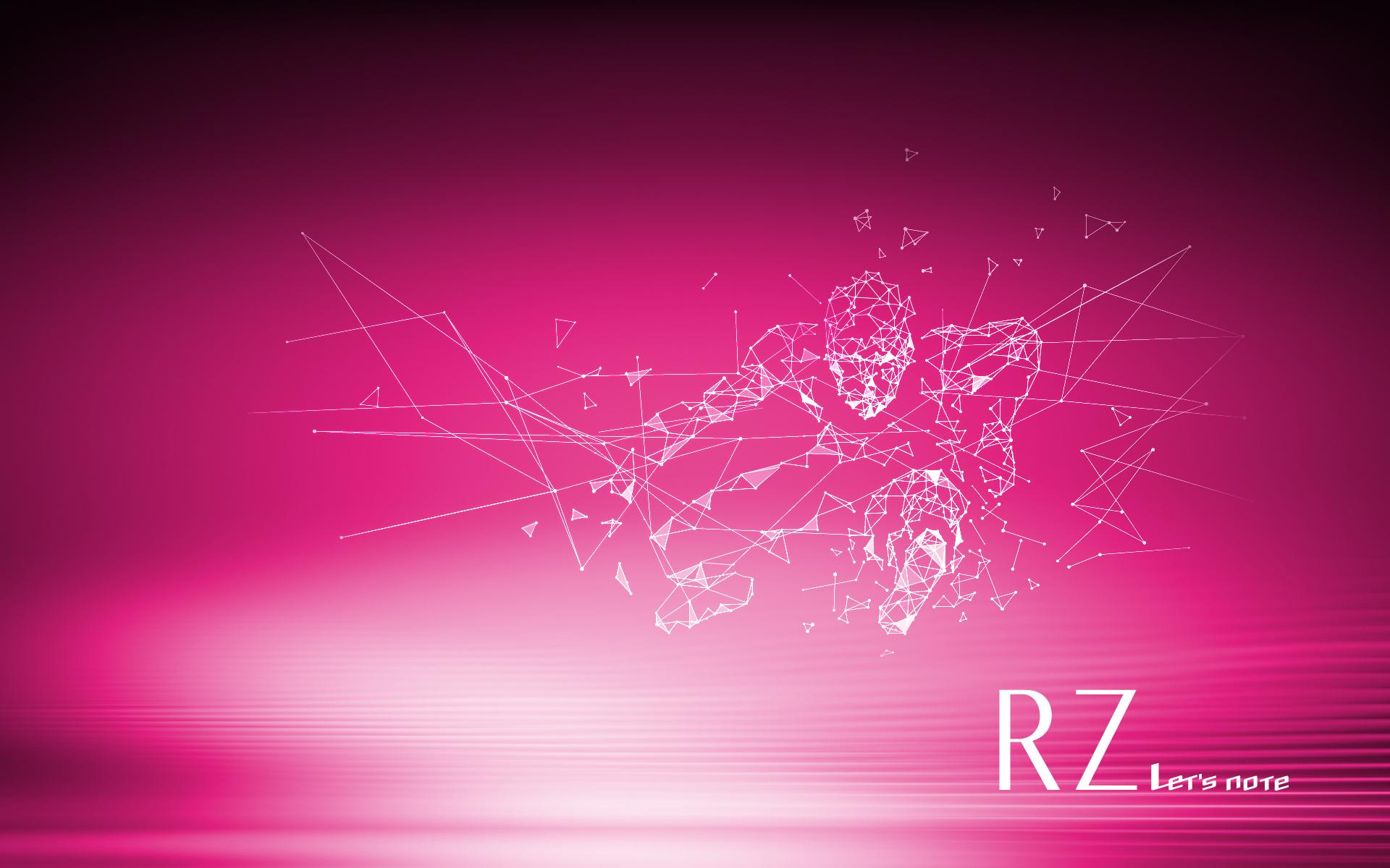 RZシリーズの壁紙です。