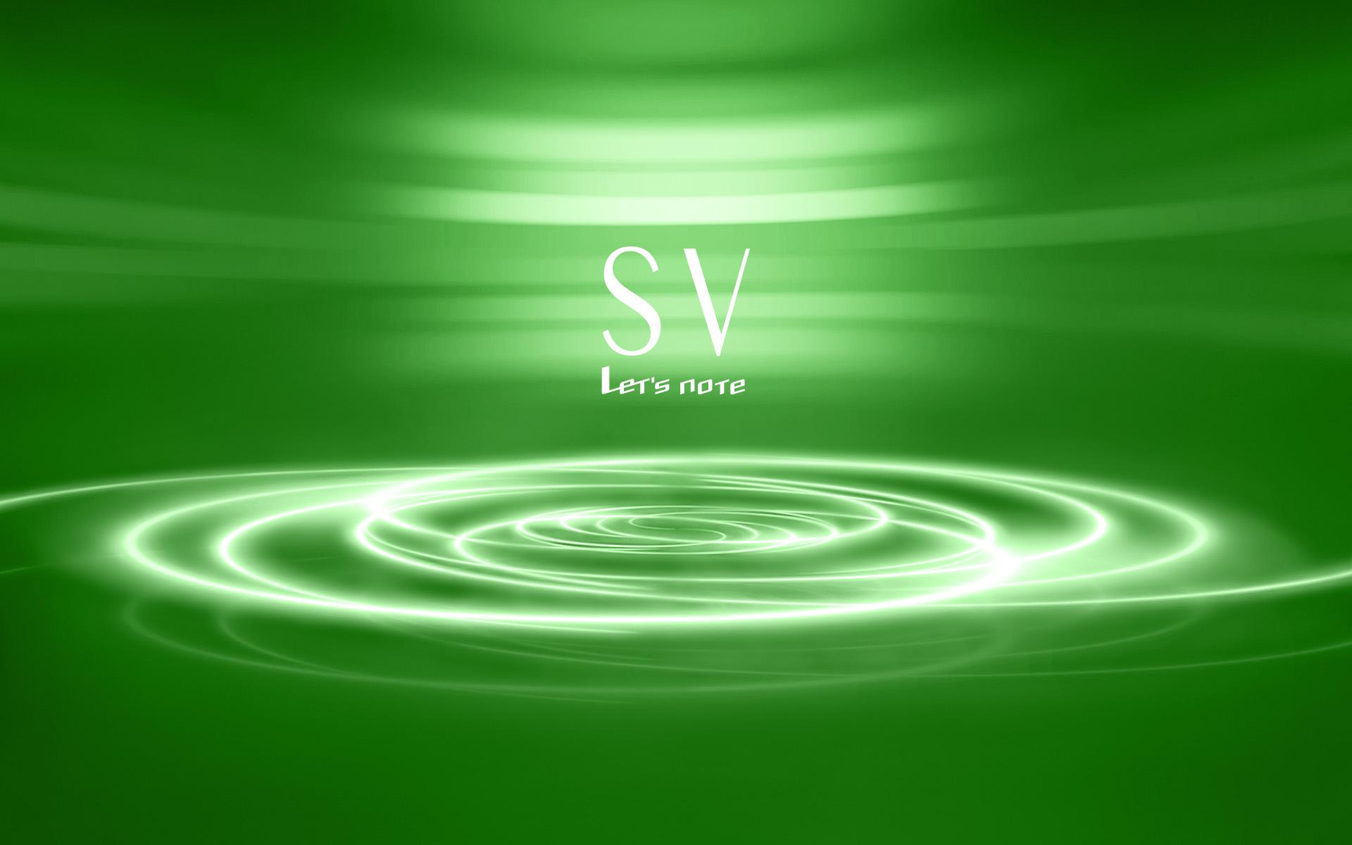 SVシリーズの壁紙です。