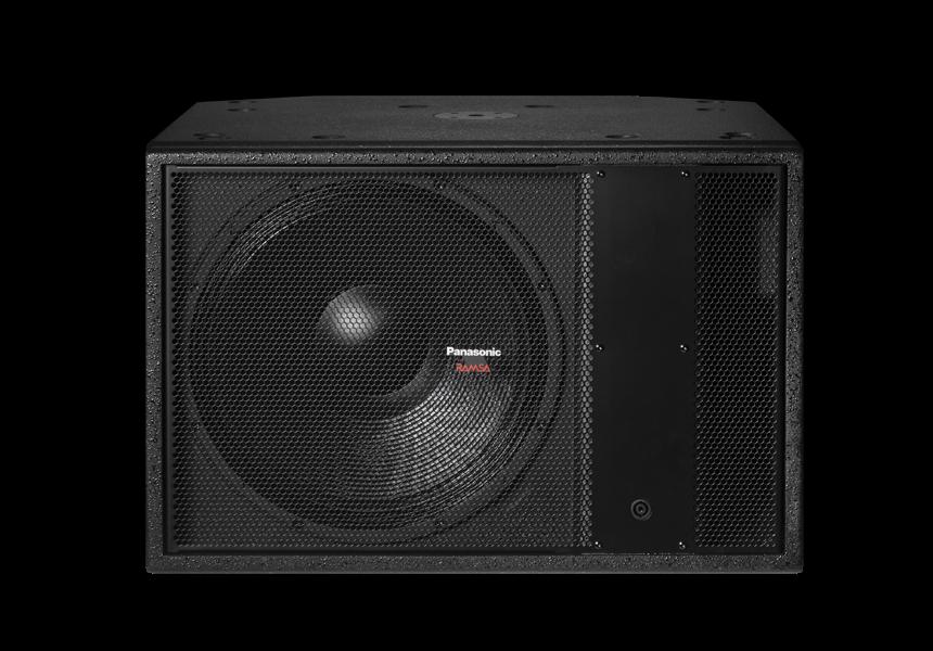 RAMSAスピーカー WS-HM518L-正面