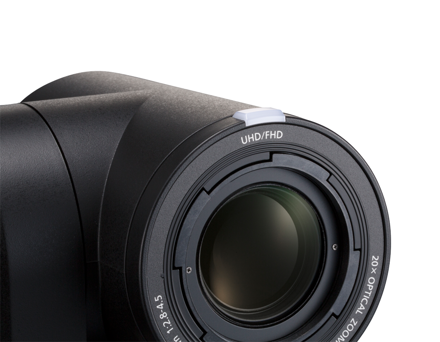 AW-UE150K黒のタリーランプ写真