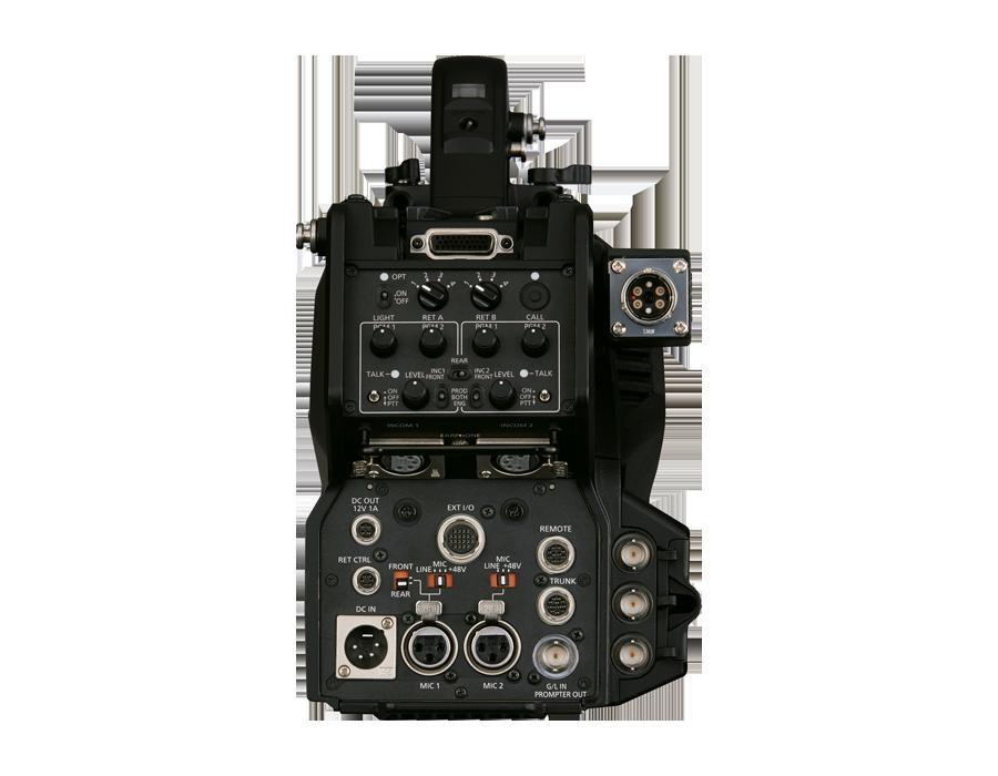 AK-HC5000背面画像