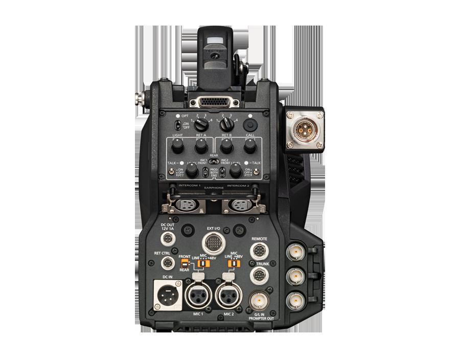AK-UC3300背面画像