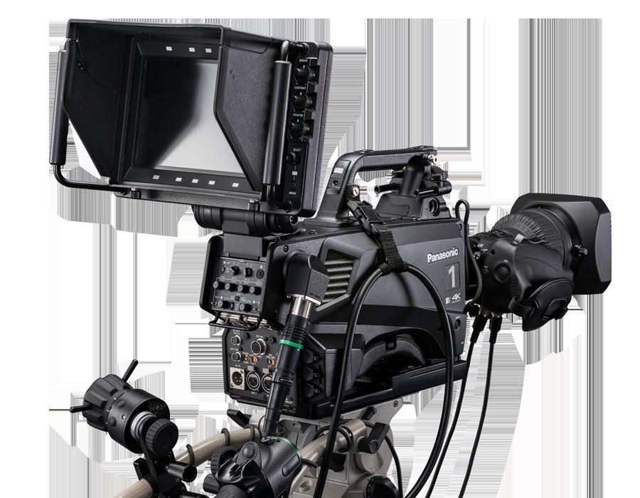 AK-UC3300三脚装着画像