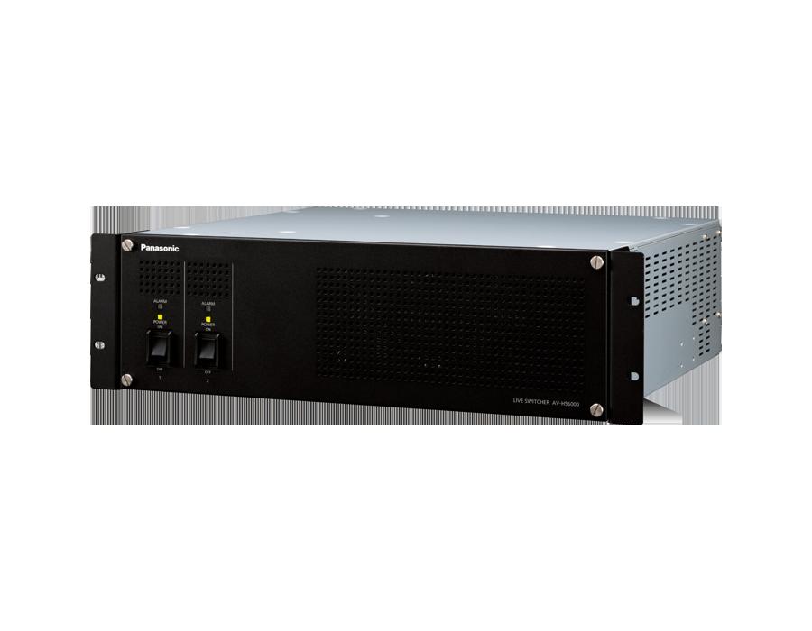 AV-HS6000メインフレーム画像