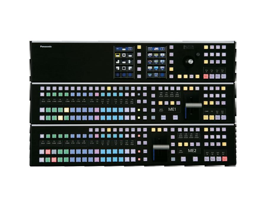 AV-HS6000パネル画像