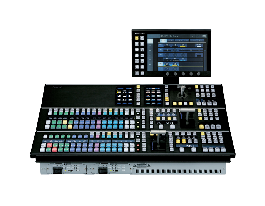 AV-HS6000コントロール―ルパネル画像