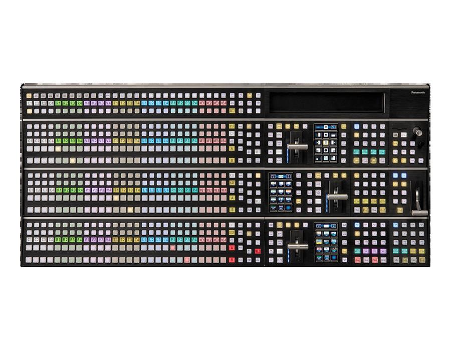 AV-HS8300コントロールパネル画像