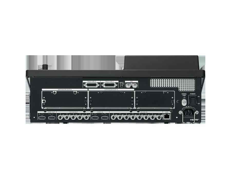 AV-UHS500背面画像