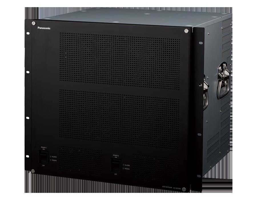 AV-HS7300メインフレーム標準画像