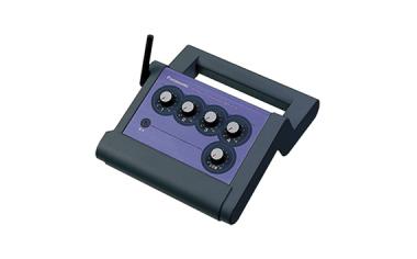 800 MHz帯 ポータブルワイヤレス送信機