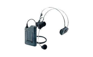 800 MHz帯ヘッドセット形 ワイヤレスマイクロホン