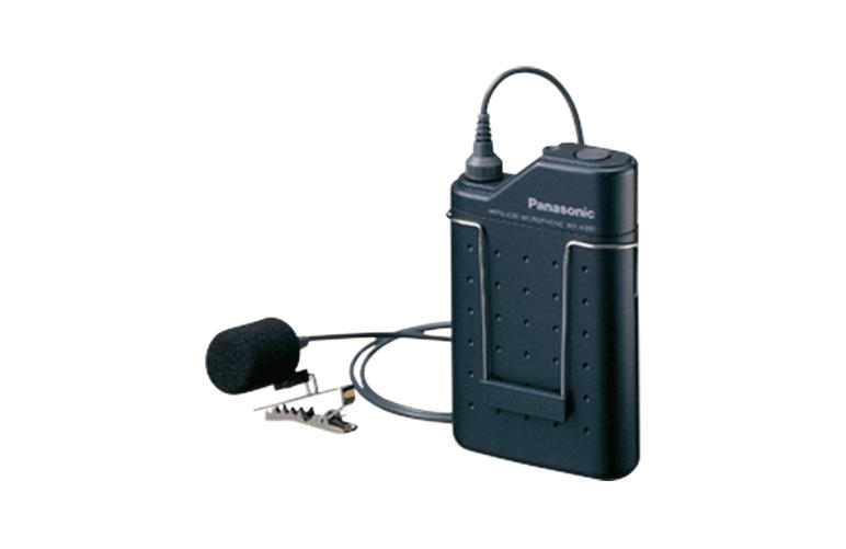 800 MHz帯タイピン形ワイヤレスマイクロホンWX-4300B