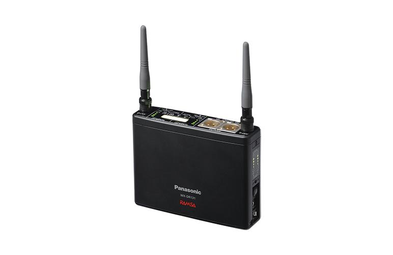 デジタルワイヤレス受信機(ポータブル型)WX-DR131