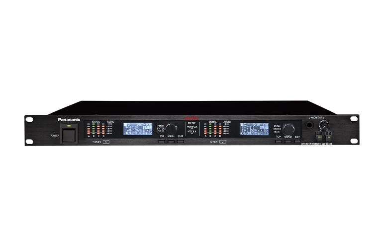 デジタルワイヤレス受信機(据置型)WX-DR120