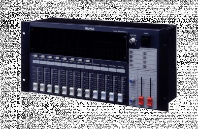 パターンプリセット機能付きコンパクトミキサー( 12イン、4アウト)WR-X22