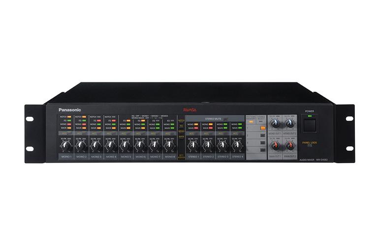 デジタルミキサーWR-DX002