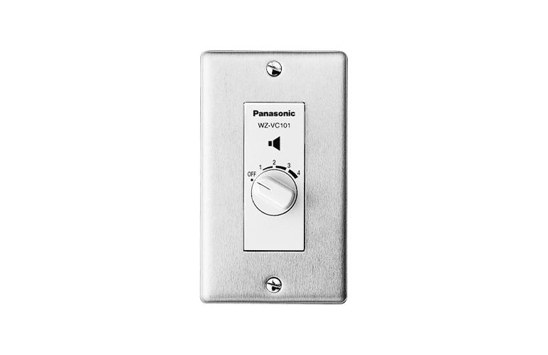 ボリュームコントローラー WZ-VCシリーズ - 製品一覧 - 天井・壁設置型 ...