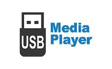 USBメディアプレーヤー