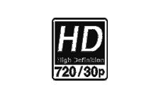 HD  720/30p