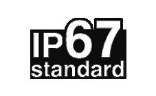 防水性(IP67)
