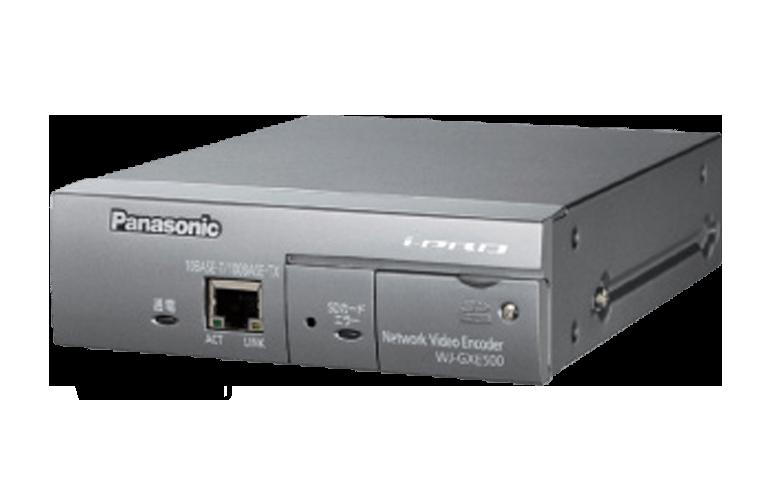 ネットワークビデオエンコーダー WJ-GXE500