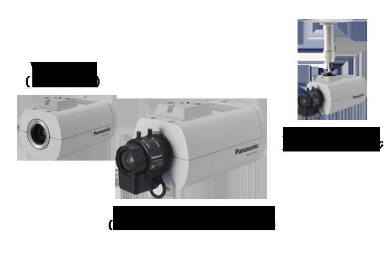 監視カメラ WV-CP30/WV-CP30V