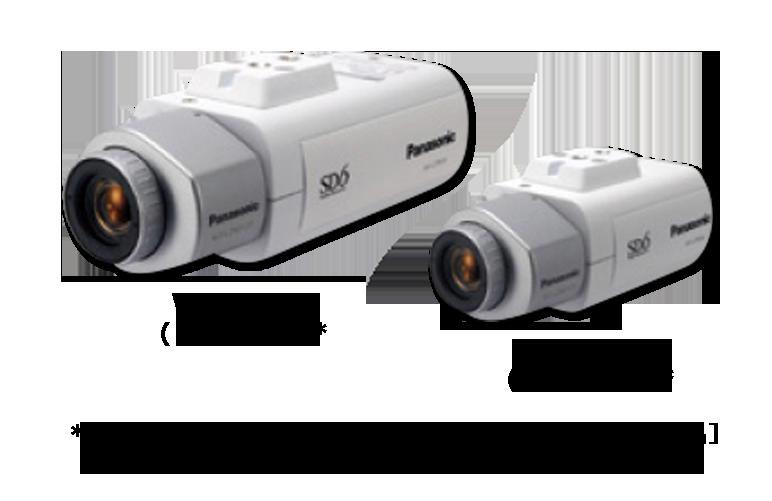 監視カメラ WV-CP630/CP634