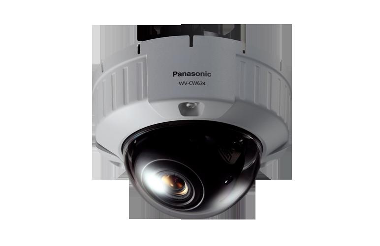 監視カメラ WV-CW634F