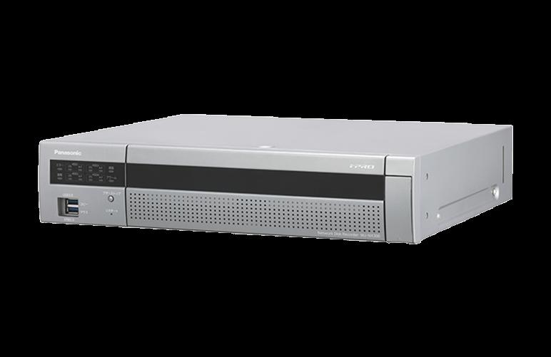 ネットワークディスクレコーダー WJ-NX300シリーズ