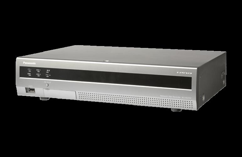 ネットワークディスクレコーダー WJ-NV300シリーズ