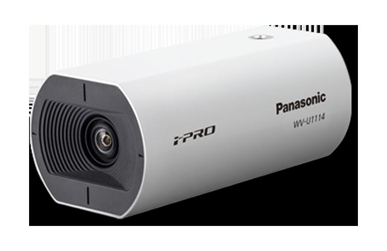 ネットワークカメラ WV-U1134J / WV-U1114J Series Main Image