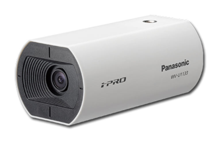 ネットワークカメラ WV-U1133J / WV-U1113J Series Main Image
