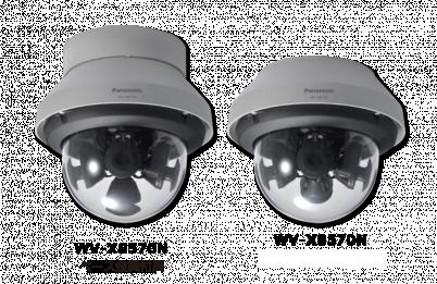 マルチセンサーカメラ WV-X8570N / WV-S8530N Series Main Image