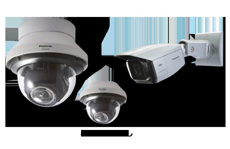 監視カメラ WV-SFV781L/WV-SPV781LJ Series Main Image