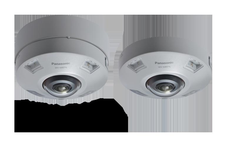 監視カメラ WV-X4571L / WV-X4171 Series Main Image