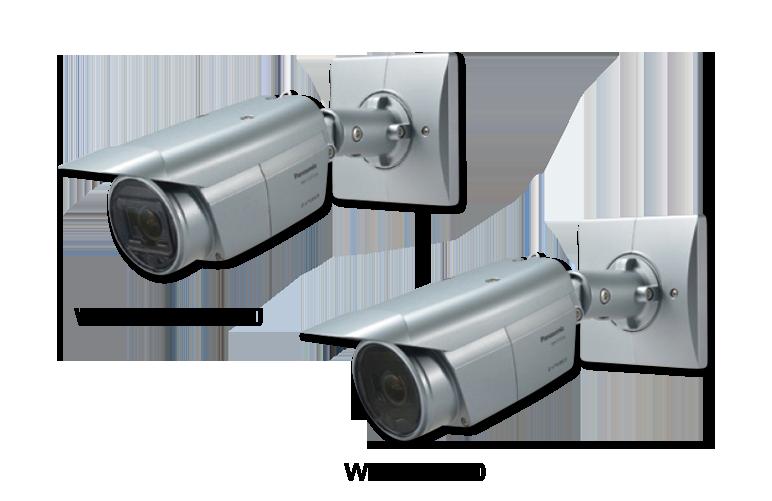 監視カメラ WV-S1511LNJ / WV-S1510 Series Main Image
