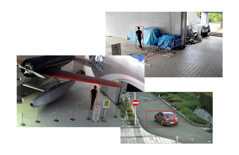 ネットワークカメラ用 i-VMD 機能拡張ソフトウェア WV-SAE200W
