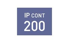 カメラ接続数200台(IP)