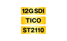 12G SDI/TICO/ST2110