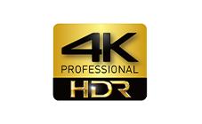 4K HDR/ITU-R BT.2020(オプション) Icon