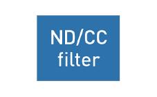 ND/CCフィルター