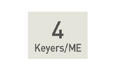 4キーヤー/ME