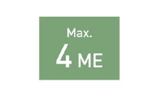 最大4ME