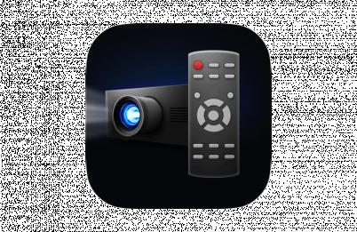 Smart Projector Control App