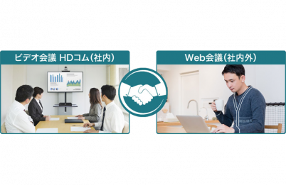 Web会議連携 Series Main image